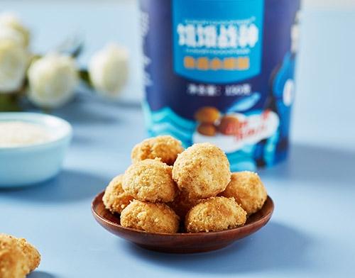 鱼香小桃酥食品